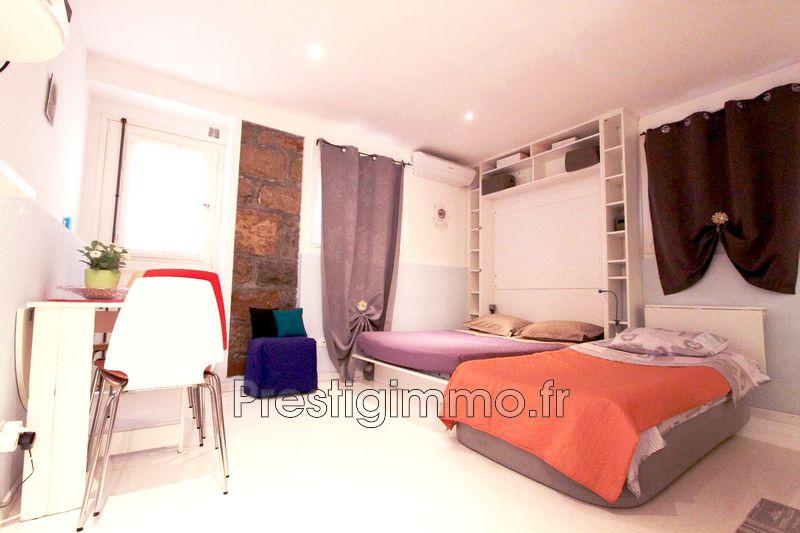 Appartement Menton Centre-ville,  Location saisonnière appartement  1 pièce   25m²