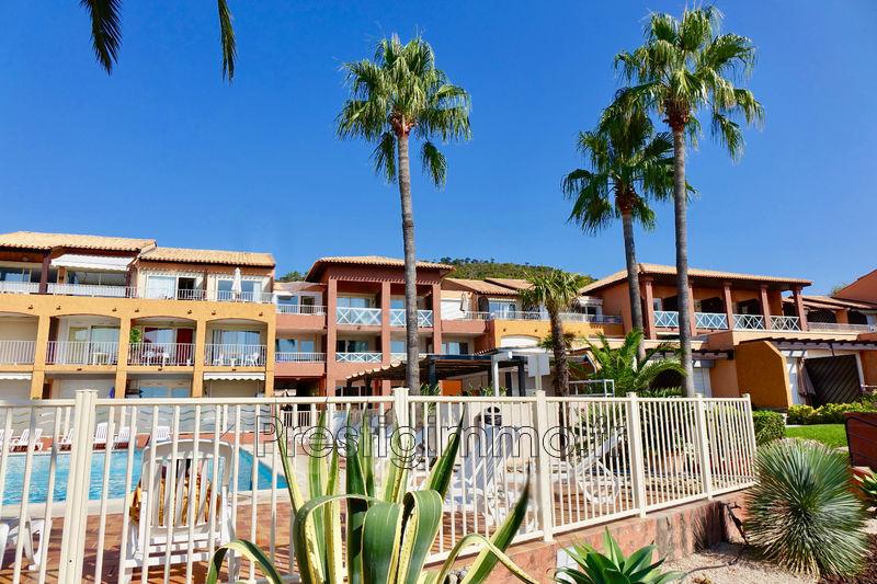 Appartement Théoule-sur-Mer Proche plages,  Location appartement  2 pièces   35m²