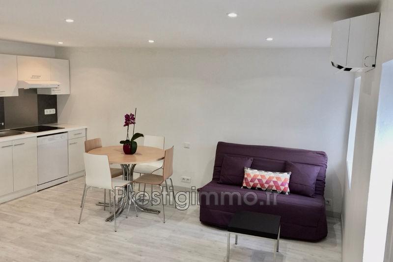 Appartement Cannes Centre-ville,  Location saisonnière appartement  1 pièce   25m²