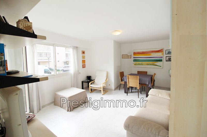 Photo n°4 - Location appartement Juan-les-Pins 06160 - 819 €