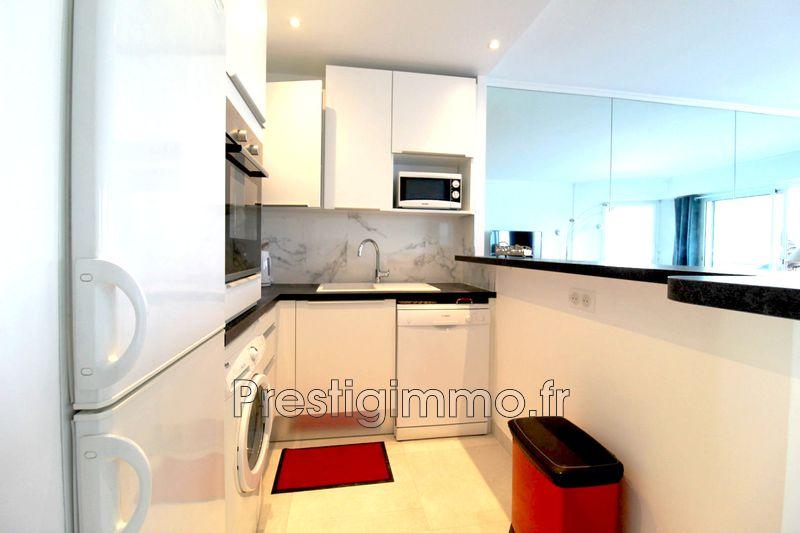 Photo n°7 - Location appartement Juan-les-Pins 06160 - 1 250 €