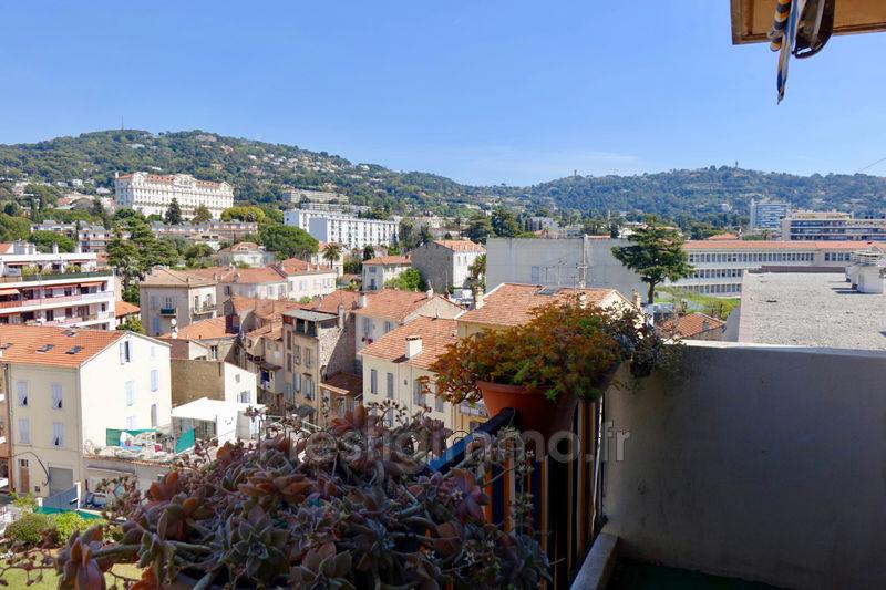 Appartement Cannes Centre-ville,  Location appartement  1 pièce   28m²