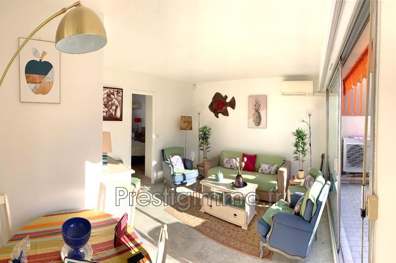 Appartement Juan-les-Pins Audiberti,  Location appartement  3 pièces   74m²