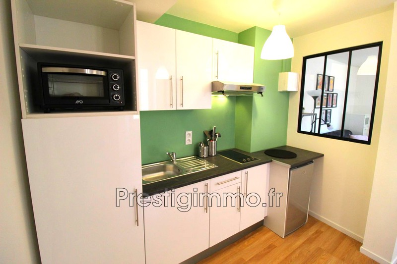 Photo Apartment Vallauris Centre-ville,  Rentals apartment  1 room   28 m²