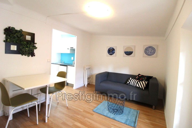Photo Apartment Vallauris Centre-ville,  Rentals apartment  2 rooms   26 m²