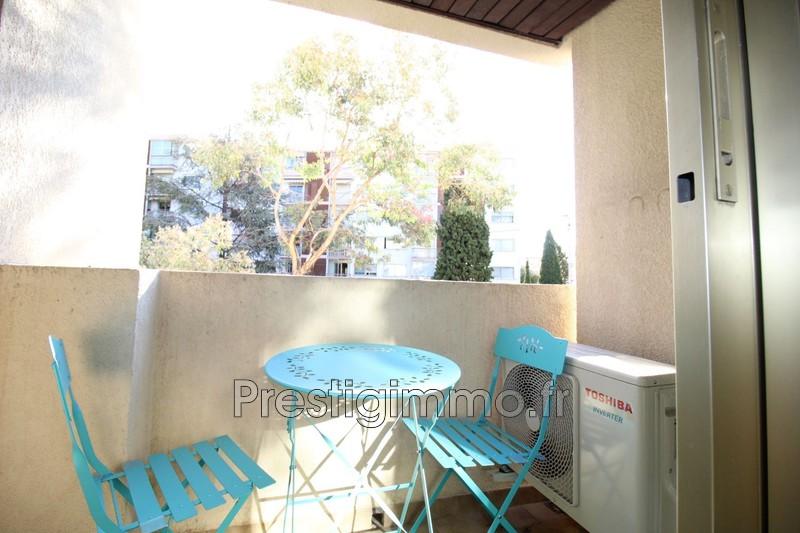 Apartment Vallauris Proche centre et plages,  Rentals apartment  1 room   23m²