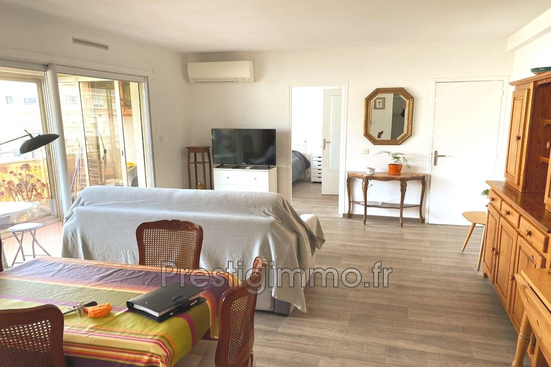 Apartment Mandelieu-la-Napoule Centre-ville,  Rentals apartment  2 rooms   48 m²