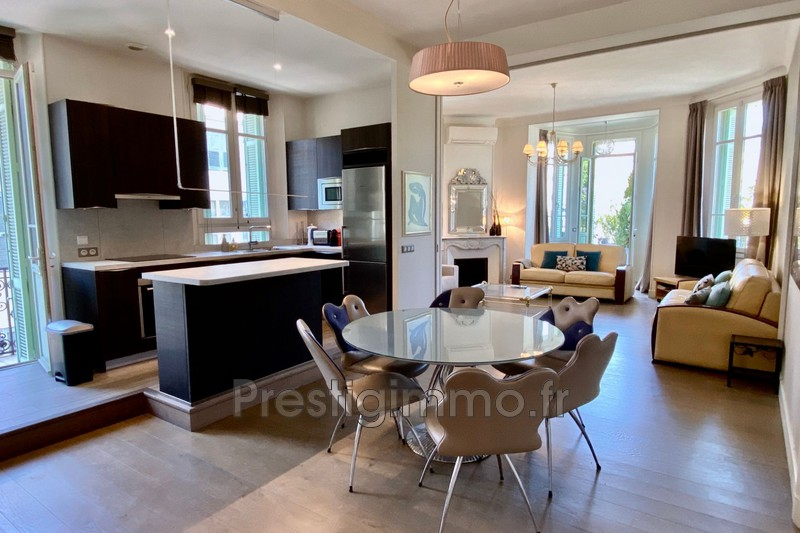 Photo n°3 - Location appartement Cannes 06400 - 2 800 €