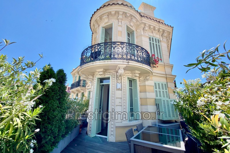 Apartment Cannes Centre-ville,  Rentals apartment  3 rooms   100m²