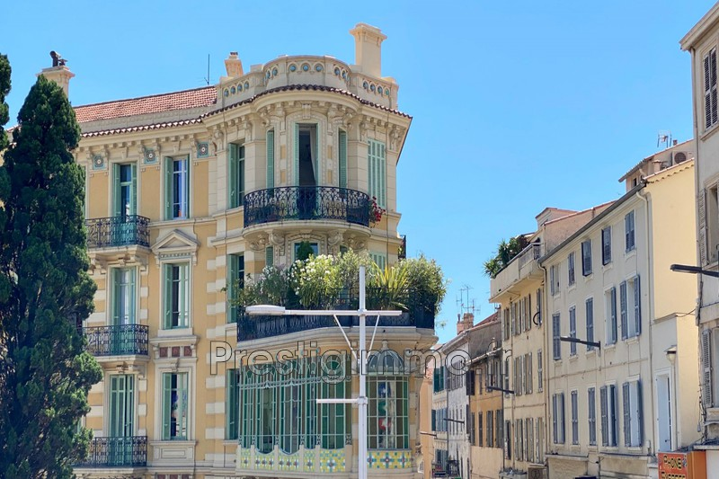 Photo n°12 - Location appartement Cannes 06400 - 2 800 €
