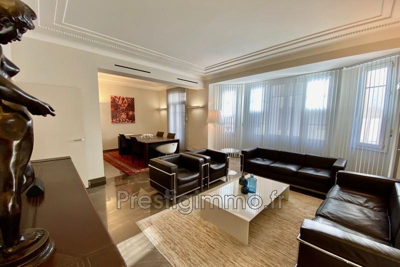 Apartment Cannes Centre-ville,  Rentals apartment  4 rooms   110m²