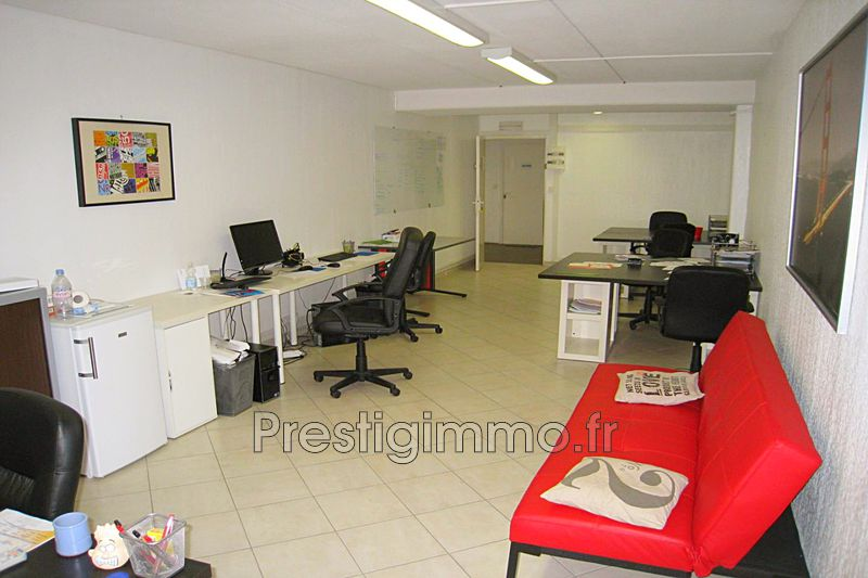 Photo Bureau Vallauris  Occupational bureau   41 m²