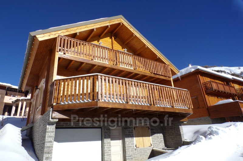 Chalet Allos Labrau,  Neuf chalet  4 chambres   110 m²