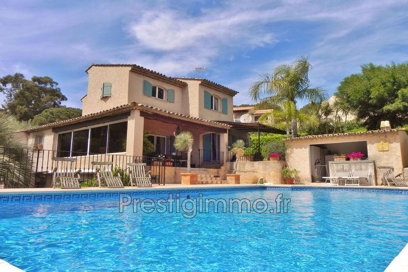 Photo Villa provençale Sainte-Maxime Proche plages,   achat villa provençale  4 chambres   250m²