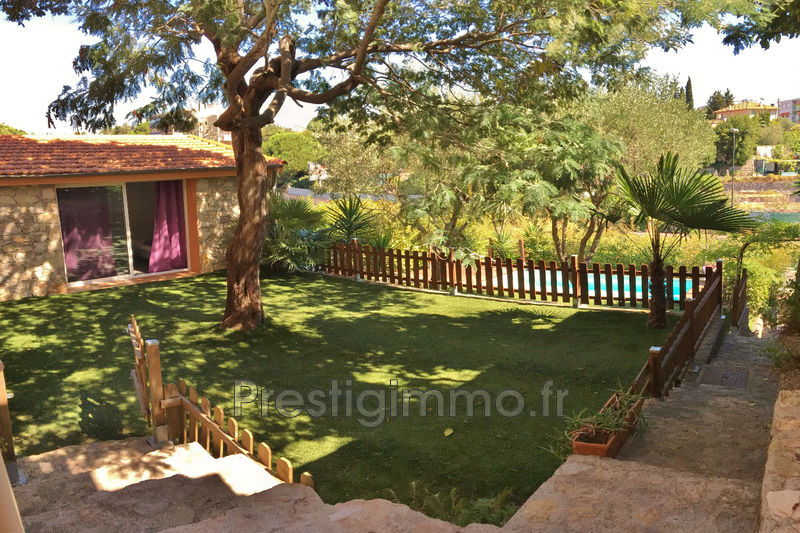 House Cannes Proche ville au calme,   to buy house  3 bedroom   95 m²