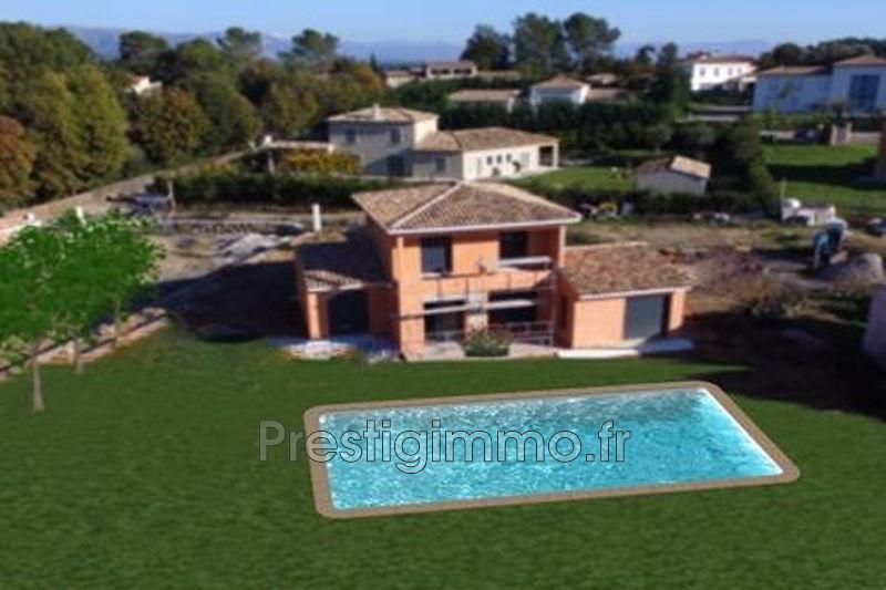 Villa Roquefort-les-Pins Proche ville au calme,   achat villa  4 chambres   150m²