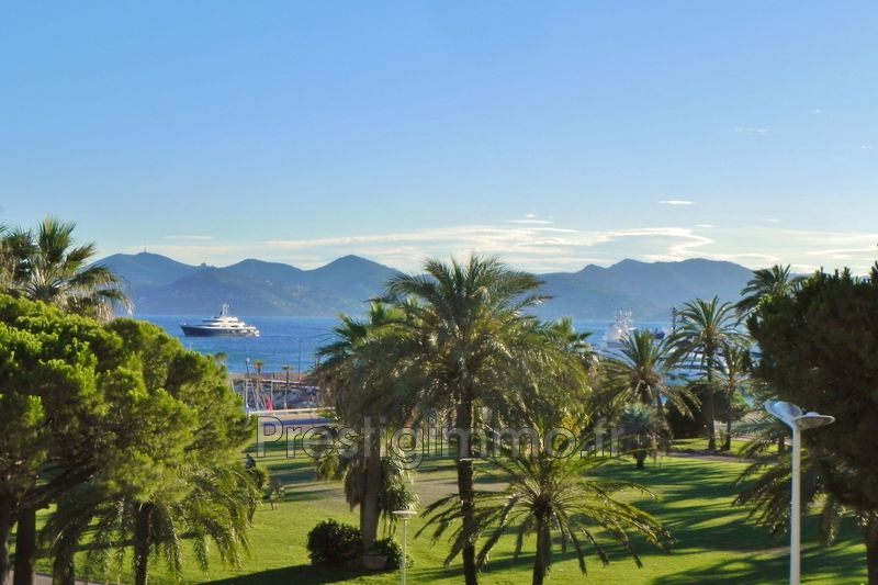 Luxury apartment Cannes Front de mer,   to buy luxury apartment  3 rooms   103 m²