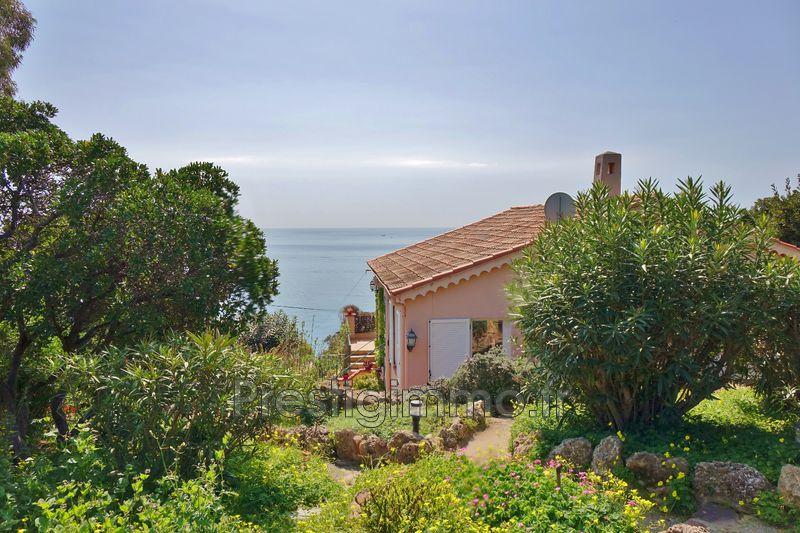 Photo Villa Théoule-sur-Mer Proche plages,   achat villa  2 chambres   113m²