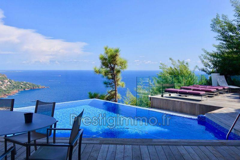 Villa Théoule-sur-Mer Bord de mer,   achat villa  4 chambres   280m²