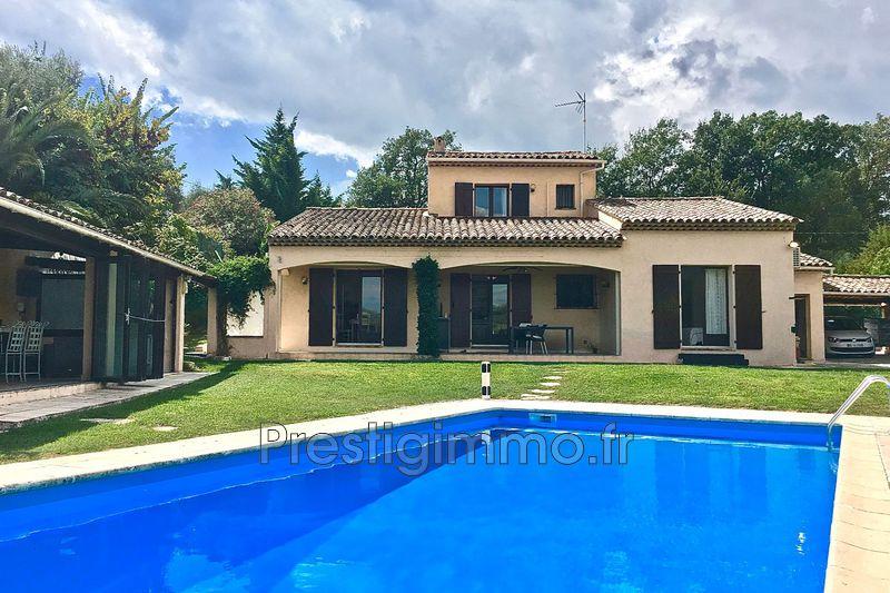 Photo Villa La Roquette-sur-Siagne Proche ville au calme,   achat villa  3 chambres   139m²