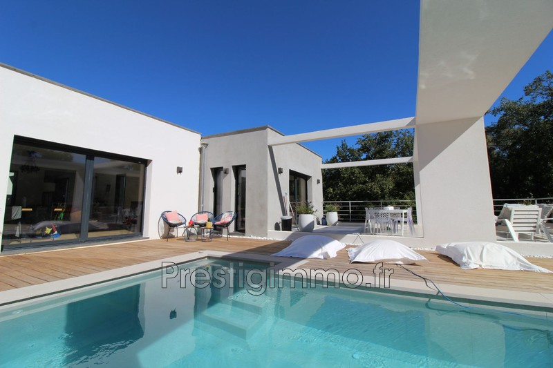 Maison contemporaine Opio Golf opio valbonne,   achat maison contemporaine  6 chambres   290m²