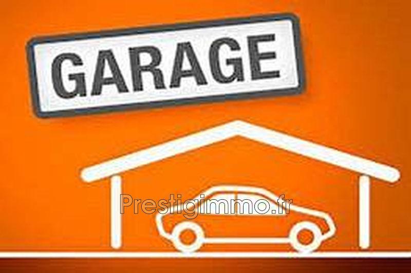 Photo n°1 - Vente garage en sous sol Menton 06500 - 42 000 €