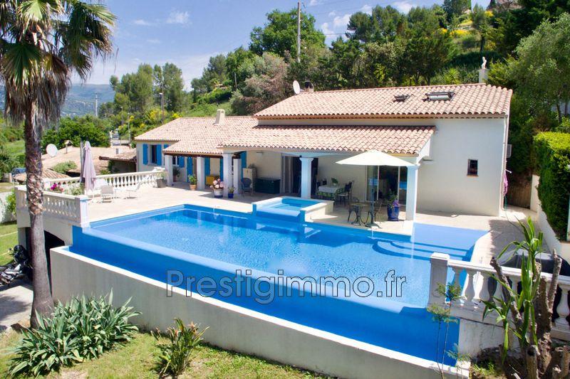 Villa Peymeinade Proche ville au calme,   achat villa  5 chambres   191m²