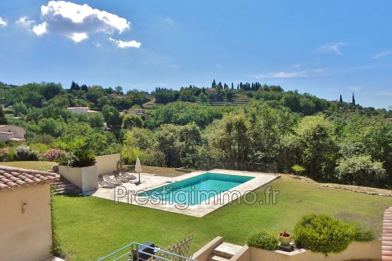 Photo Villa Grasse Proche ville au calme,   achat villa  5 chambres   147m²