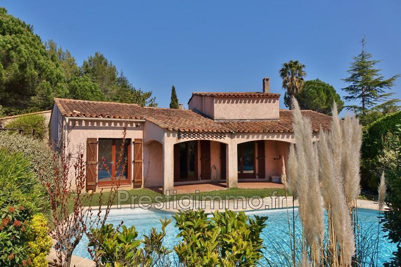 Photo Villa Mandelieu-la-Napoule Proche ville au calme,   achat villa  3 chambres   124m²