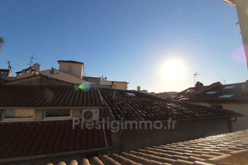 Photo Apartment Antibes Centre historique,   to buy apartment  2 rooms   19 m²
