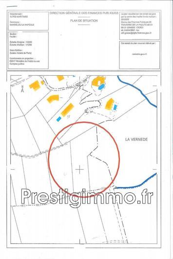 Terrain Mandelieu-la-Napoule Hauteur capitoux,   achat terrain   2761m²