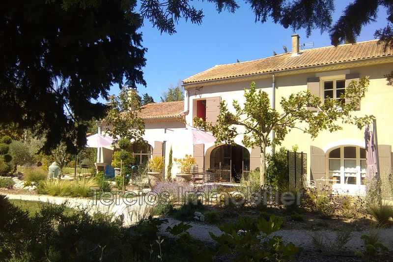 Photo n°1 - Vente Maison mas Châteaurenard 13160 - 782 800 €