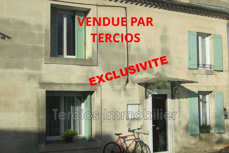 Photo House Eyragues Centre-ville,   to buy house  4 rooms   100 m²