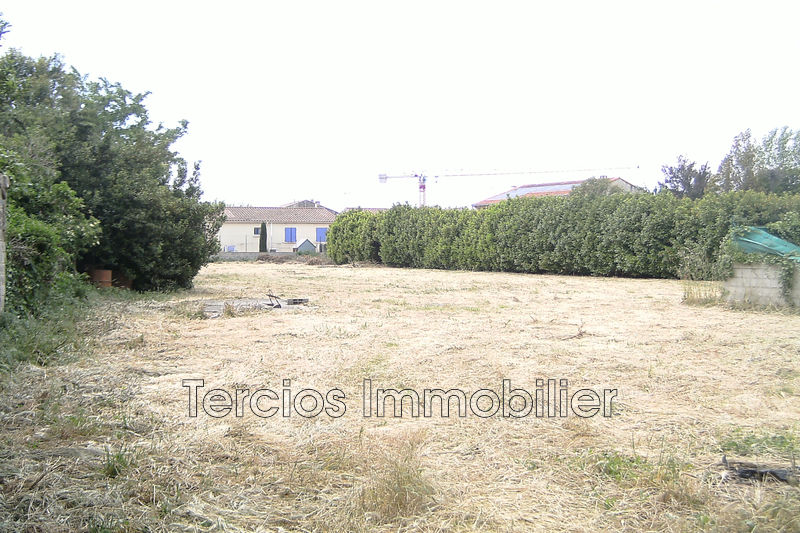Photo Land Châteaurenard Centre-ville,   to buy land   125 m²