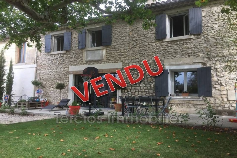 Photo n°1 - Vente Maison mas Châteaurenard 13160 - 380 000 €