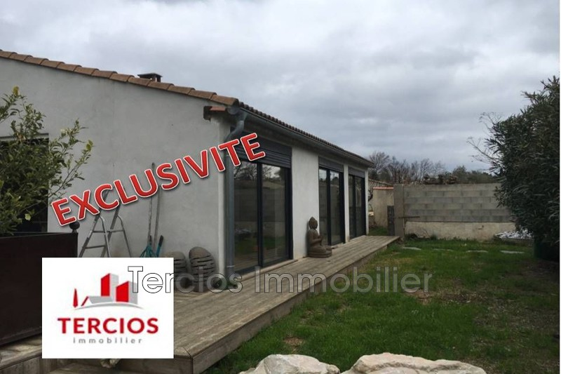 Photo House Eyragues   to buy house  3 bedrooms   110 m²