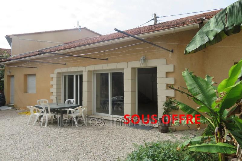Maison Cabannes   achat maison  3 chambres   146m²
