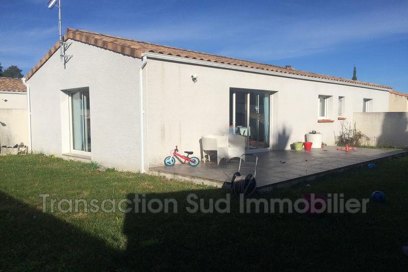 Photo n°4 - Location maison contemporaine Boisseron 34160 - 1 100 €
