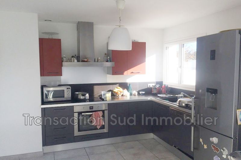 Photo n°5 - Location maison contemporaine Boisseron 34160 - 1 100 €