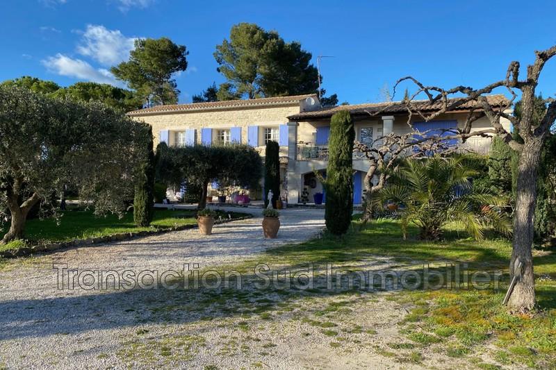 Photo n°1 - Vente maison Uzès 30700 - 624 000 €