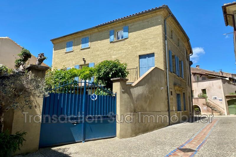 Photo House Saint-Quentin-la-Poterie Village,   to buy house  5 bedroom   230m²
