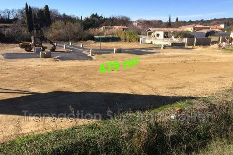 Photo Land Collorgues Village,   to buy land   479m²