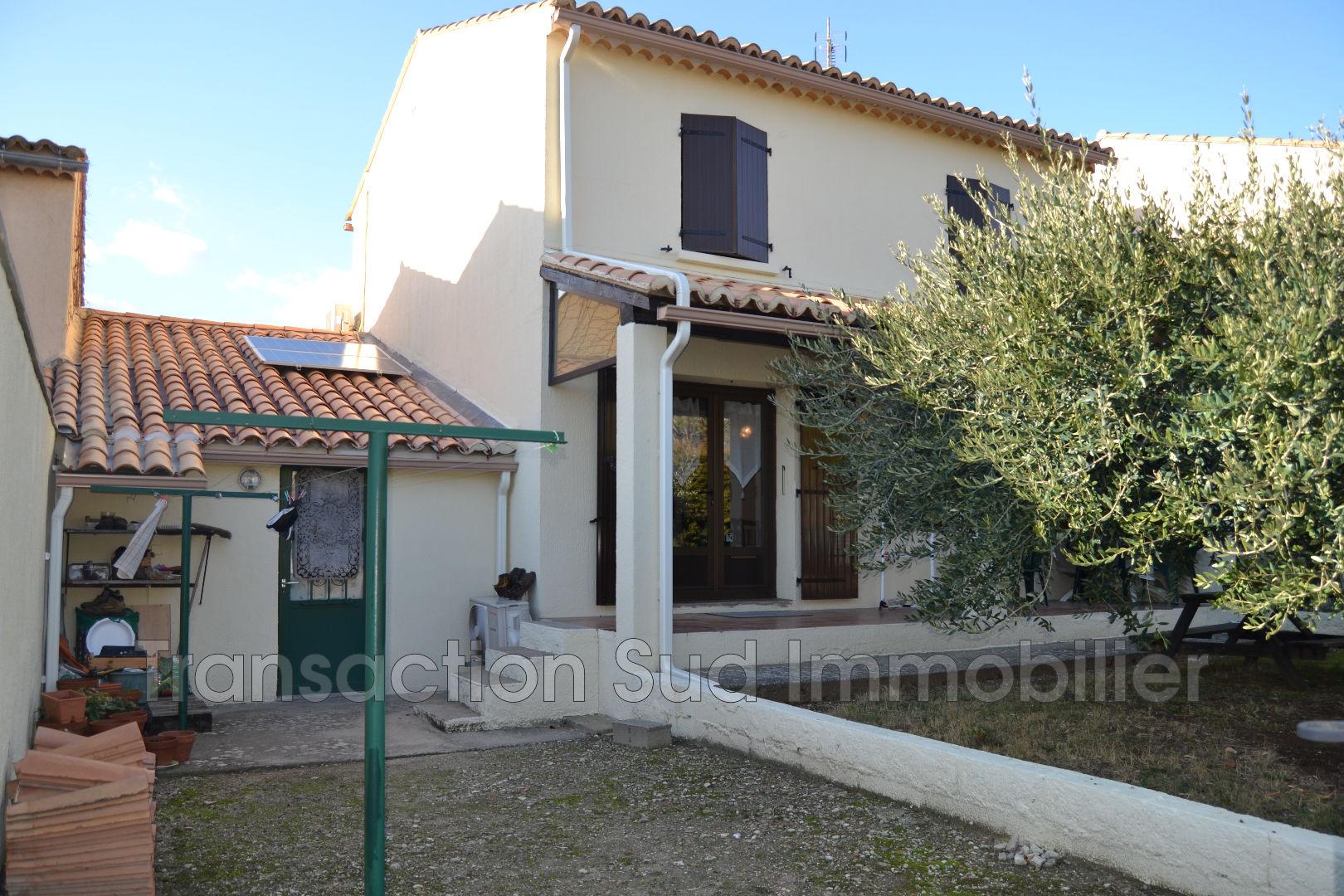 Vente maison uz s 30700 290 000 for Construction maison uzes