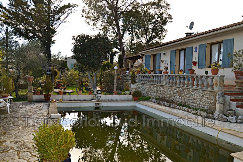 Photo Villa Uzès Uzes,   to buy villa  4 bedroom   115 m²