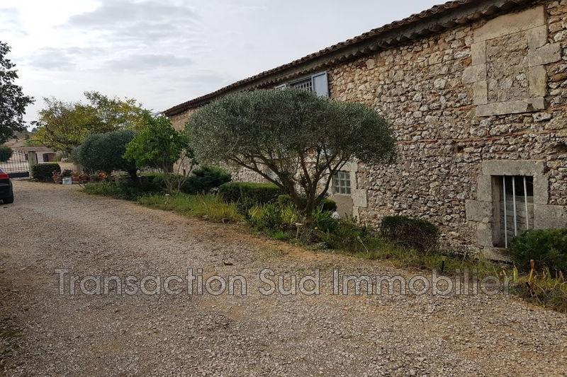 Photo n°4 - Vente maison de caractère Brouzet-lès-Alès 30580 - 254 000 €