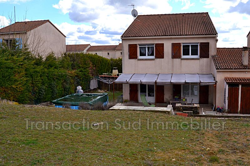 Photo House Alès Ales,   to buy house  3 bedroom   92m²