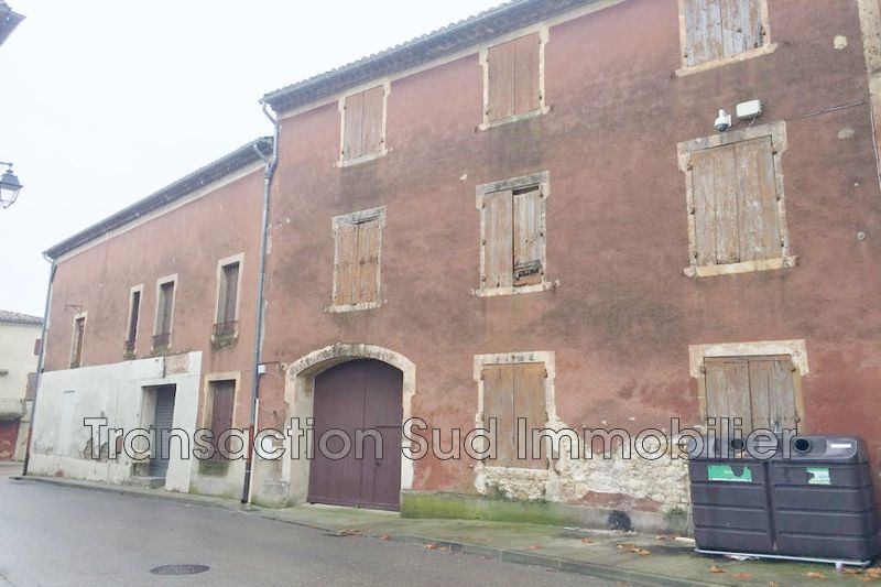 Photo Ideal investor Saint-Geniès-de-Malgoirès Village,  Occupational ideal investor  7 rooms