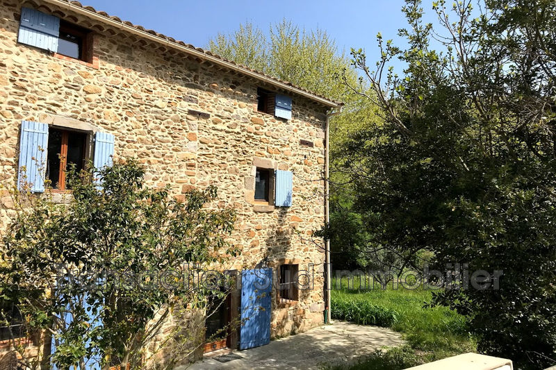 Photo Stone house Alès Village,   to buy stone house  5 bedroom   160 m²