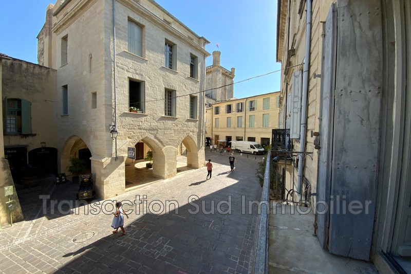Photo Apartment Uzès Uzes,   to buy apartment  2 room   51 m²