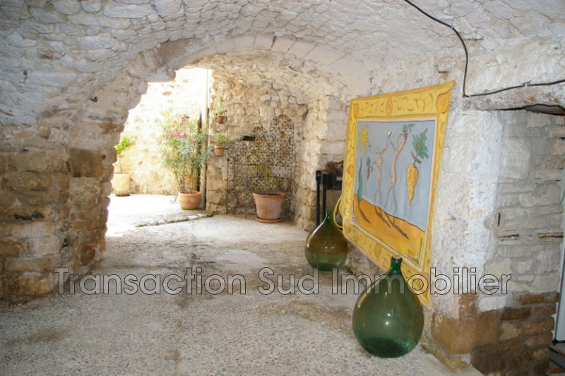 Photo Village house Uzès Uzes,   to buy village house  2 bedroom   129 m²